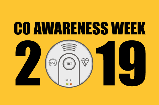 Carbon Monoxide Awareness Week 18-24 November